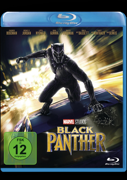 Blu-ray - Black Panther