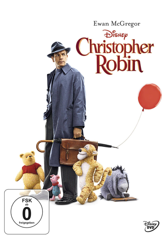 DVD - Christopher Robin