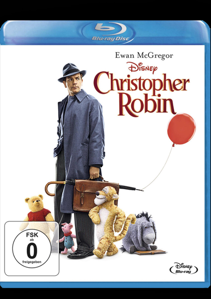 Blu-ray - Christopher Robin