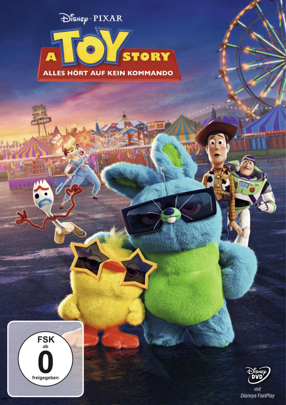 DVD - A Toy Story